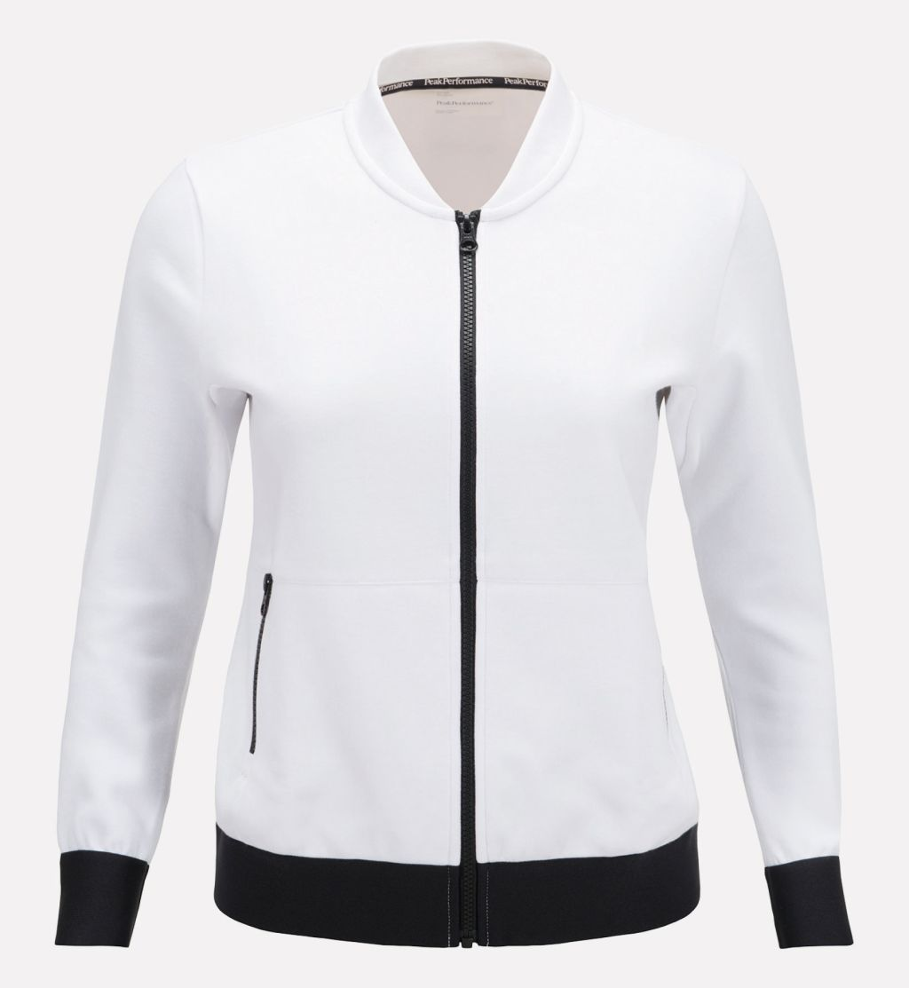 Peak Performance Tech Zip Jacket W