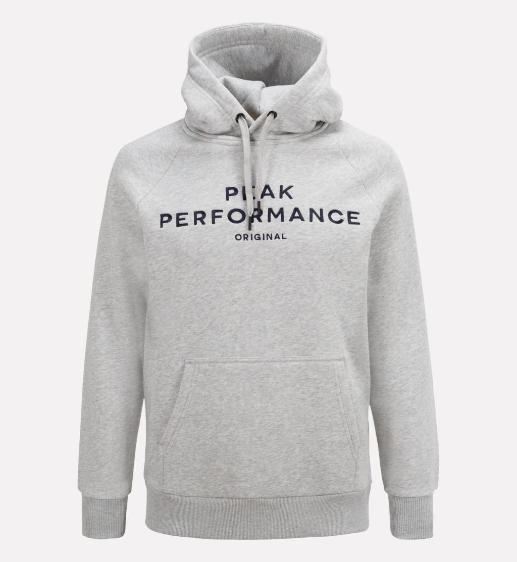Peak Performance Logo Hood M