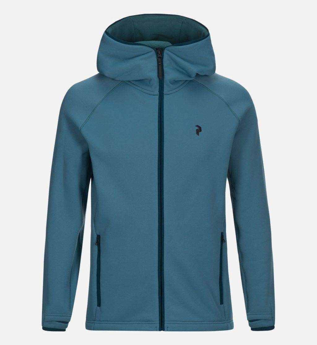 Peak Performance Chill Zip Hood