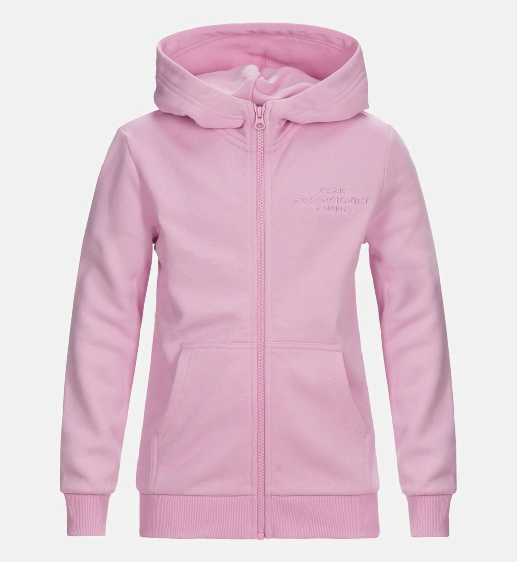 Peak Performance JR Original Zip Hood