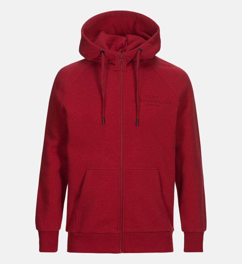 Peak Performance M Original Zip Hood