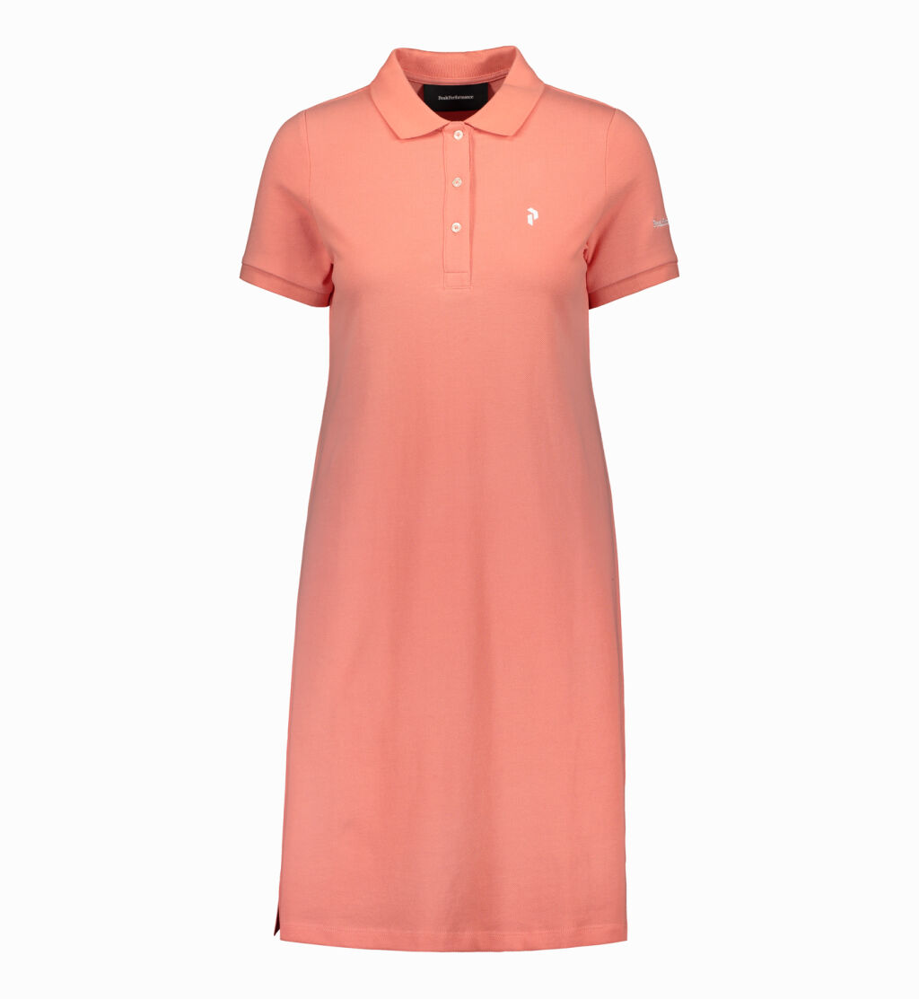 Peak Performance Fi Pique Dress W