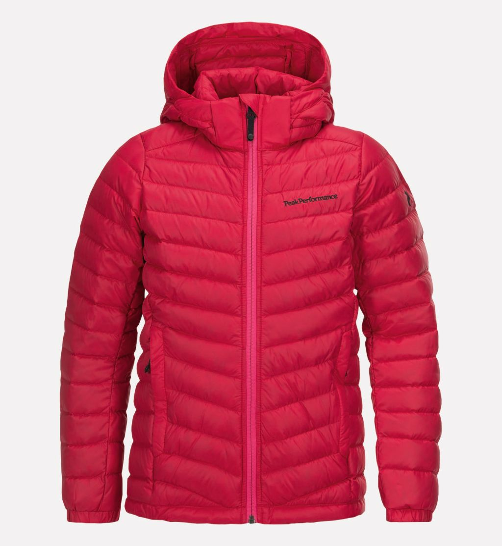 Peak Performance Frost Down Hood Jacket Jr