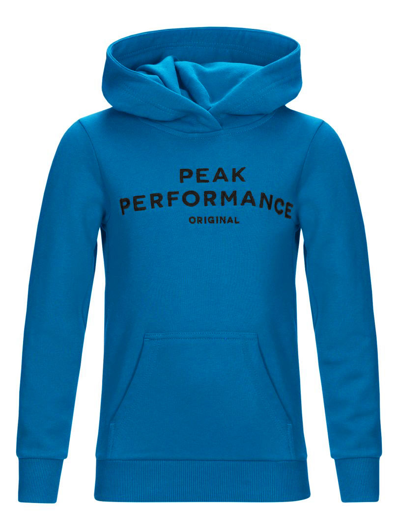 Peak Performance JR Logo Hood