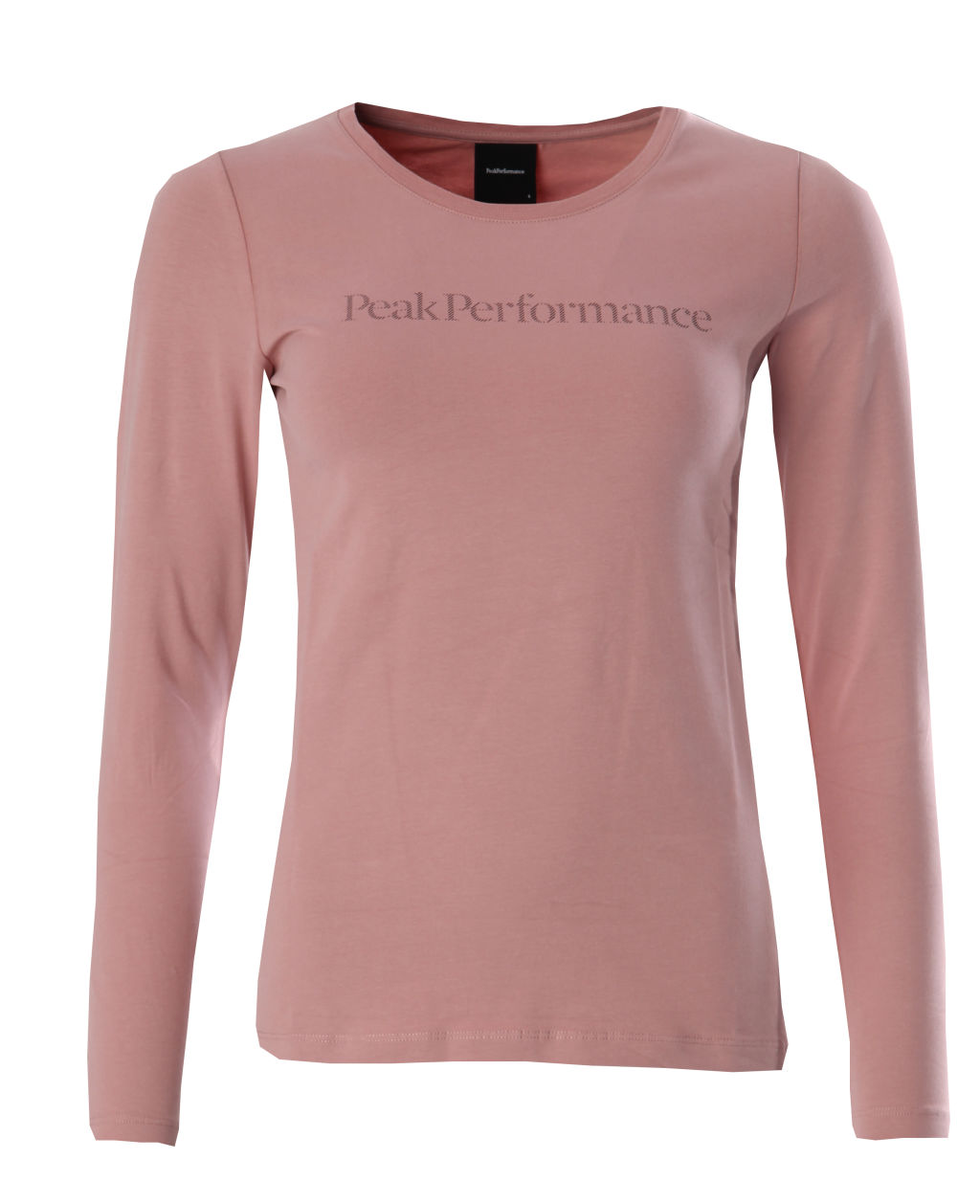 Peak Performance Logo LS Shirt W