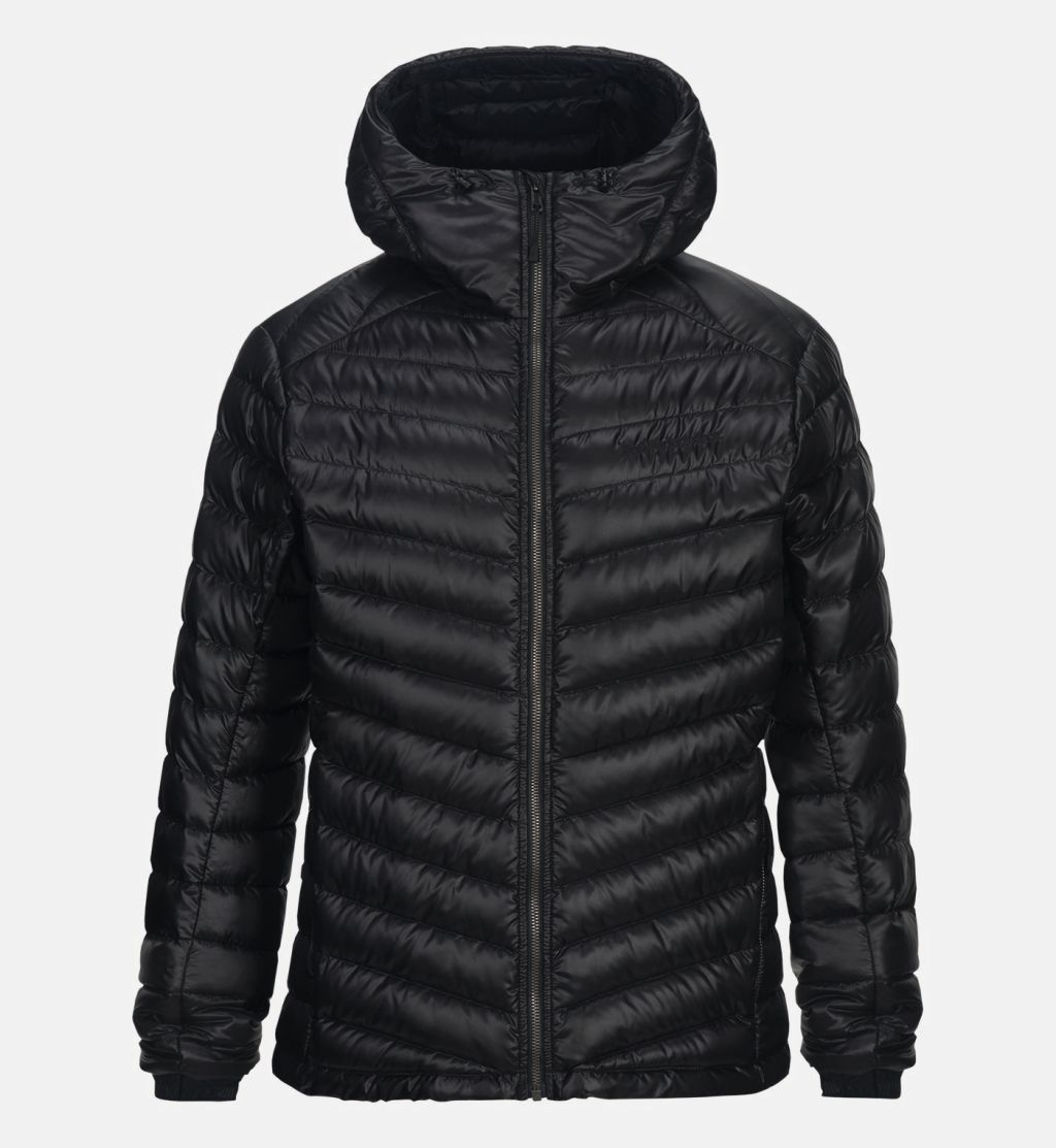 Peak Performance Ice Down Hood Jacket