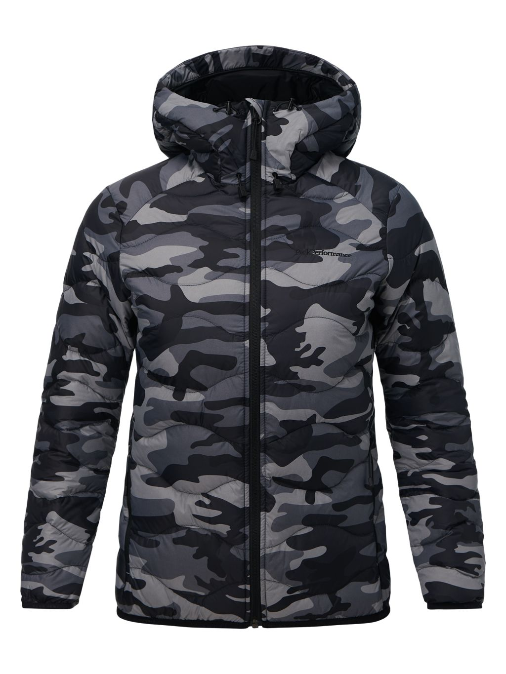 Peak Performance W Helium Hood Jacket Print