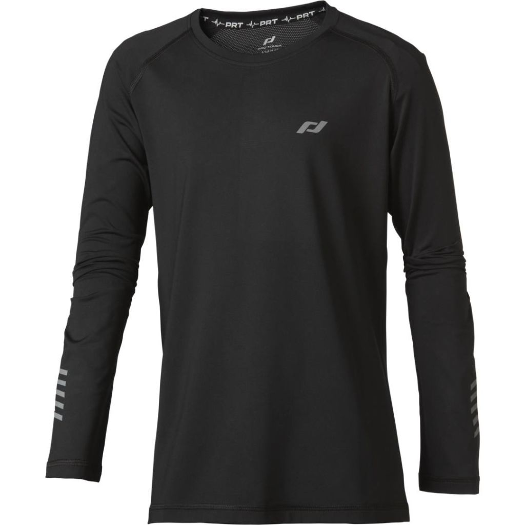 Pro Touch Basic LS Tee Jr