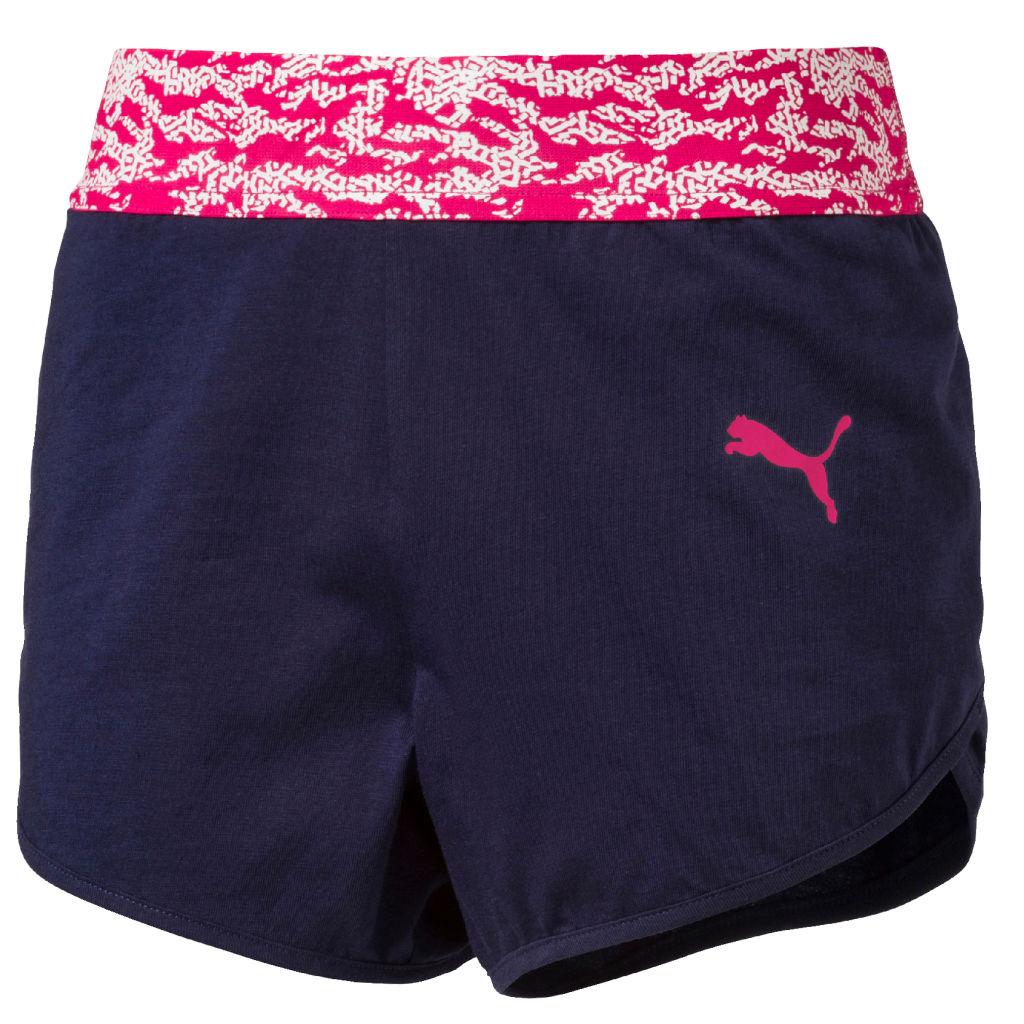 Laukut Puma : Puma su style jersey shorts jr tytt?jen shortsi intersport