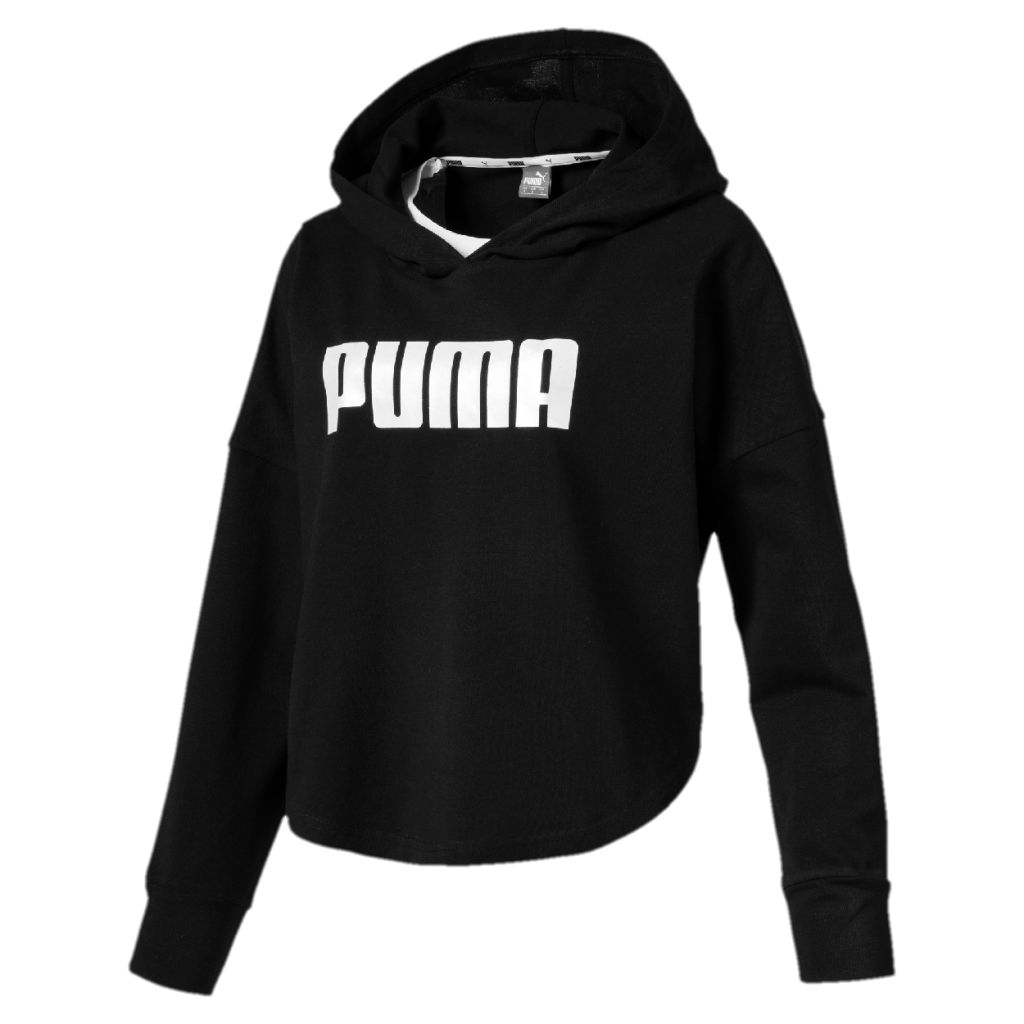 Puma Summer Cropped Light Hoody W
