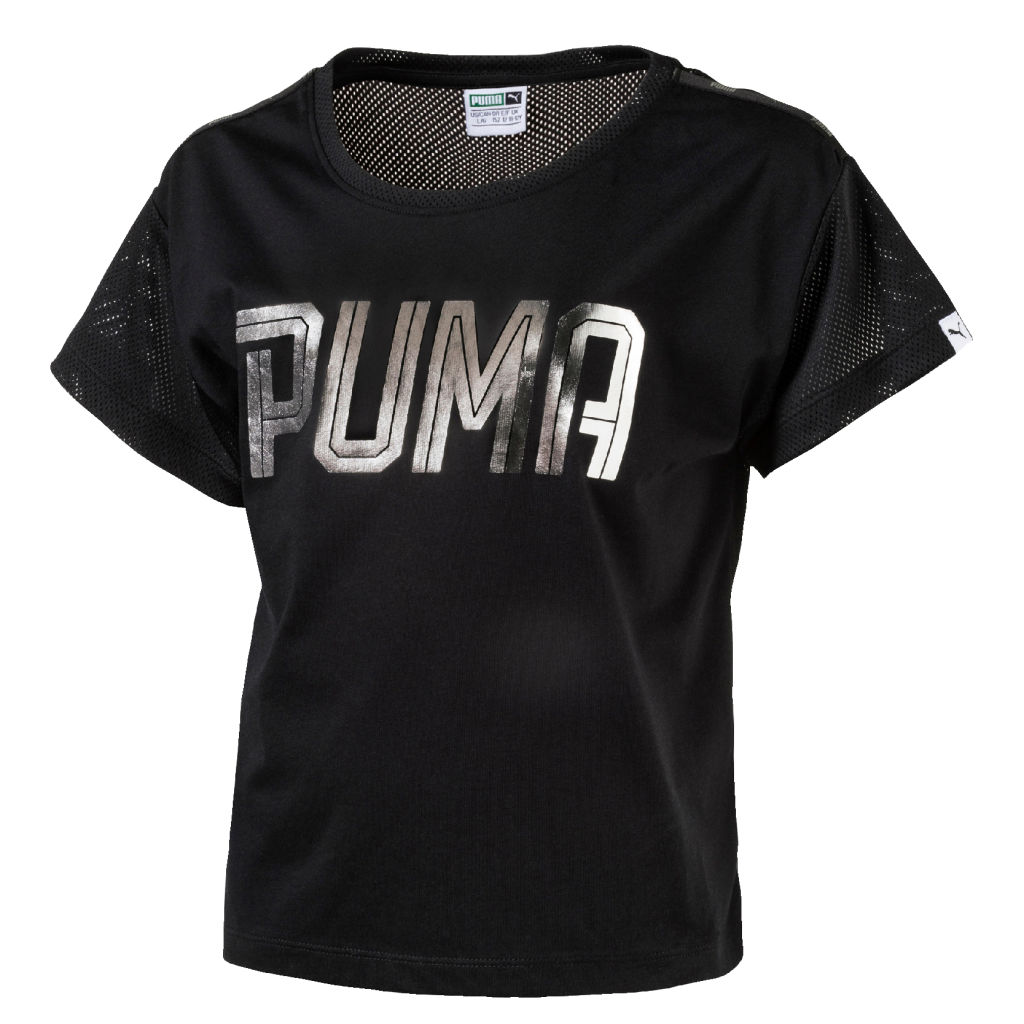 Puma Sportstyle Layer Tee Jr