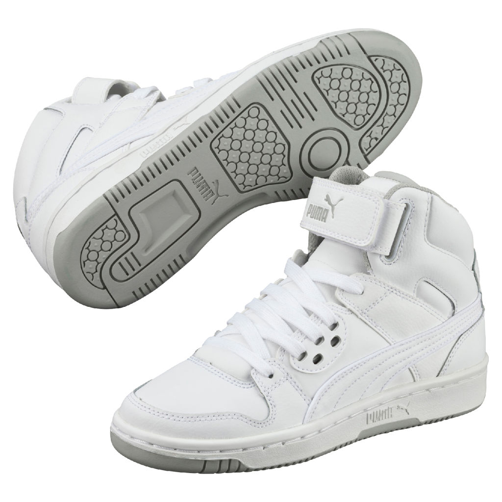 Puma Rebound Street Leather Jr