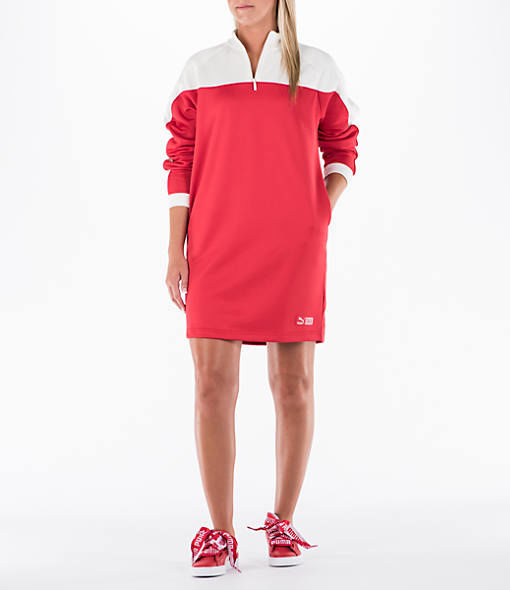 Puma Turtleneck Crew Dress W