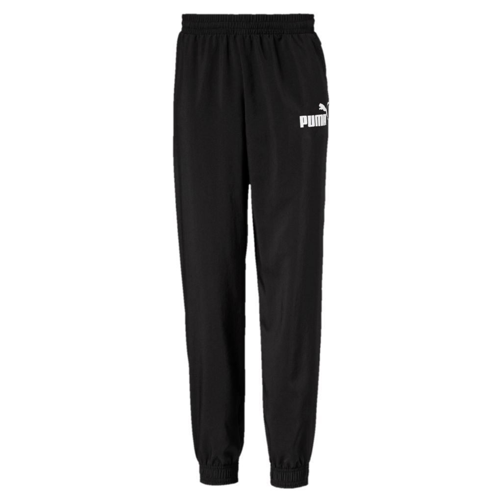 Puma Essential Logo Woven Pants JR