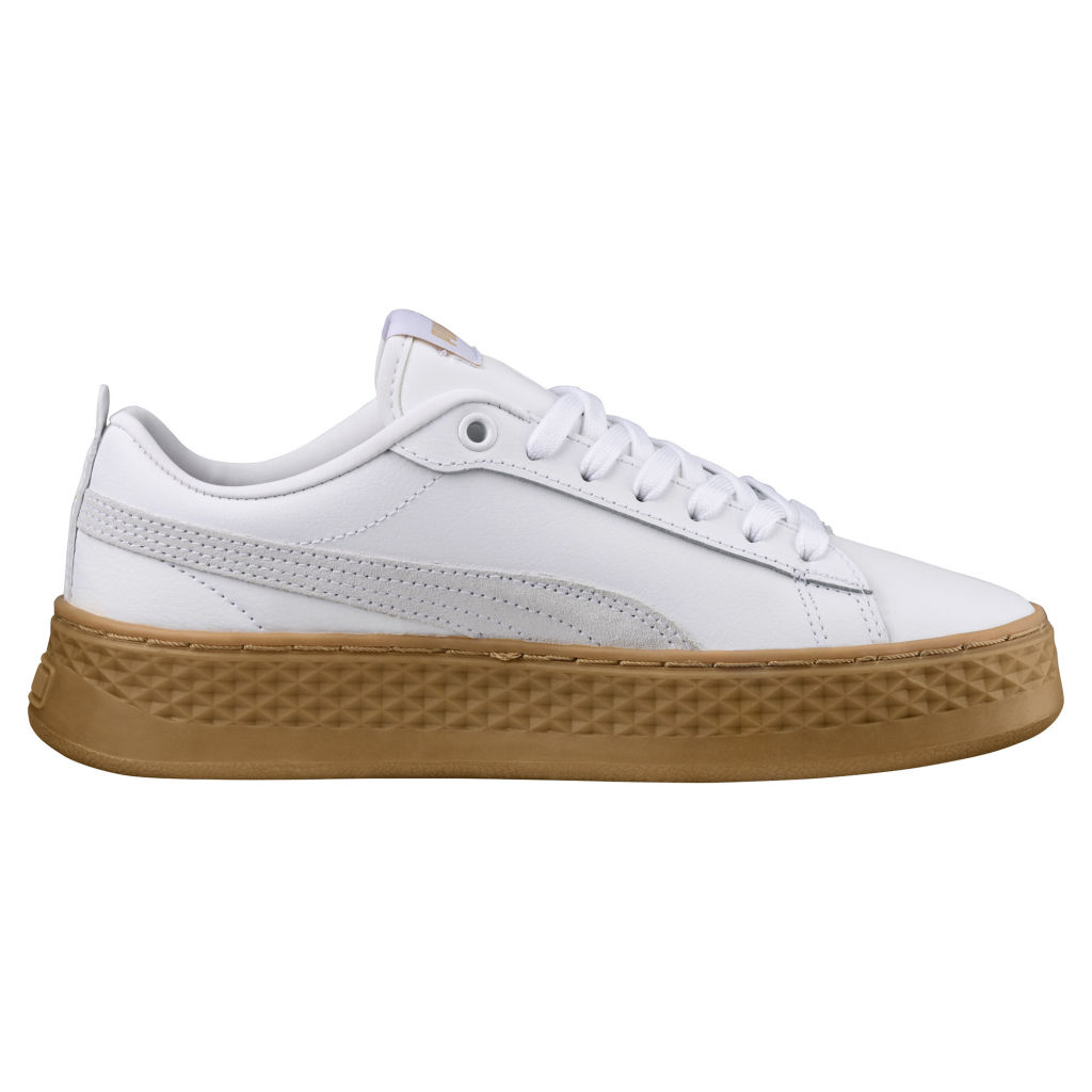 Puma Smash Platform Leather W