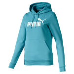 Puma Essentials Logo Hoody Fleece W