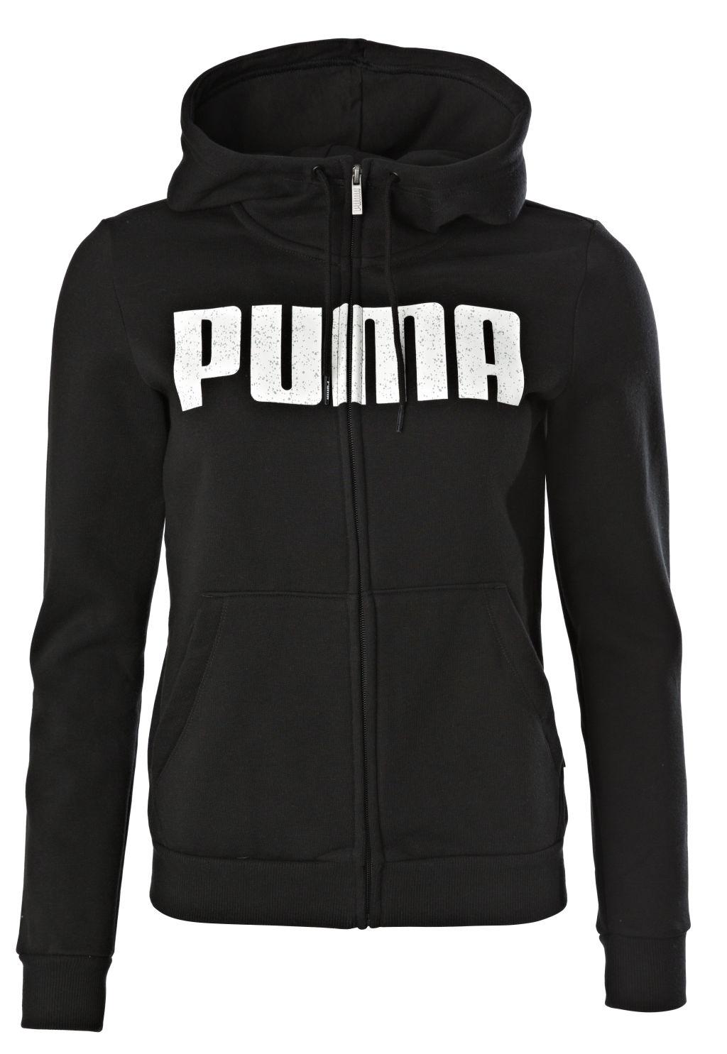 Puma Ka Graphic naisten collegetakki Musta 0983c056dd