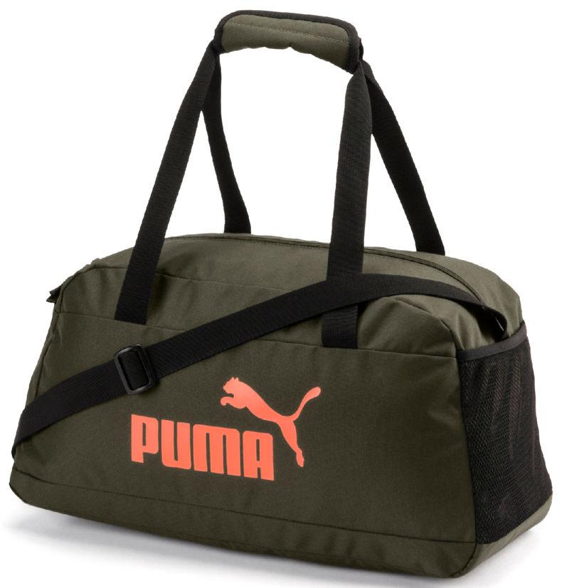Puma Phase Sport varustelaukku Vihreä ec46893979