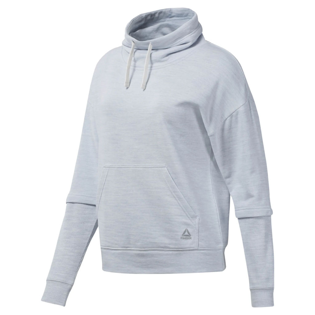 Reebok Essential Marble Cowl Neck W