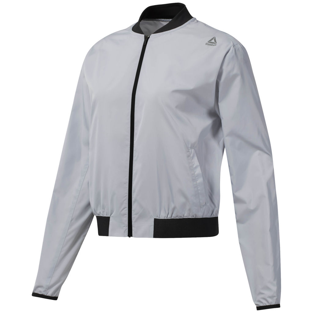 Reebok Workout Commercial Woven Jacket W