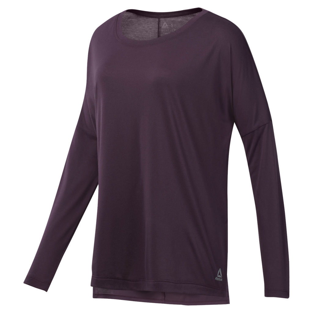 Reebok Workout Supremium Long Sleeve W
