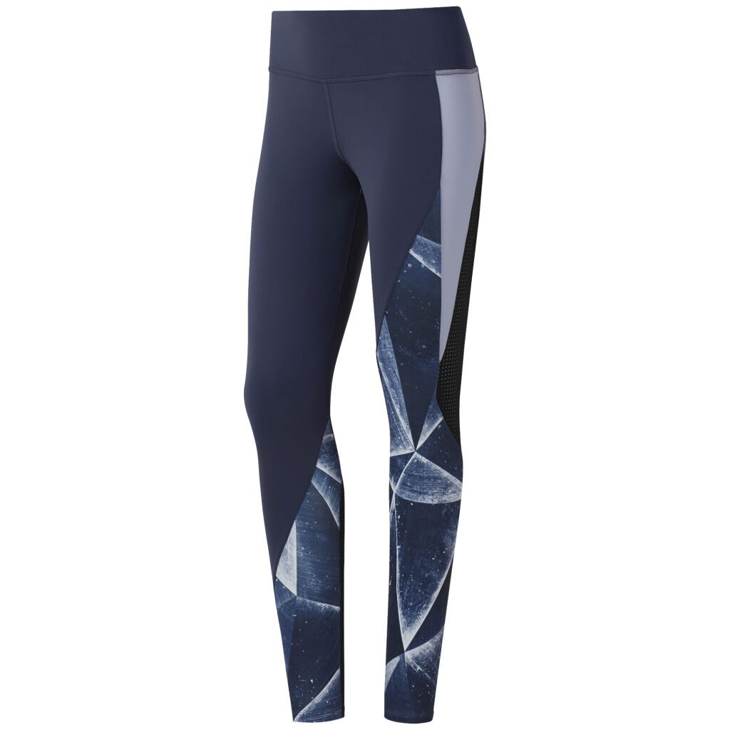 Reebok Lux Tights 2.0 Shattered Ice W