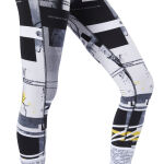 Reebok Workout Ready MYT AOP Legging W