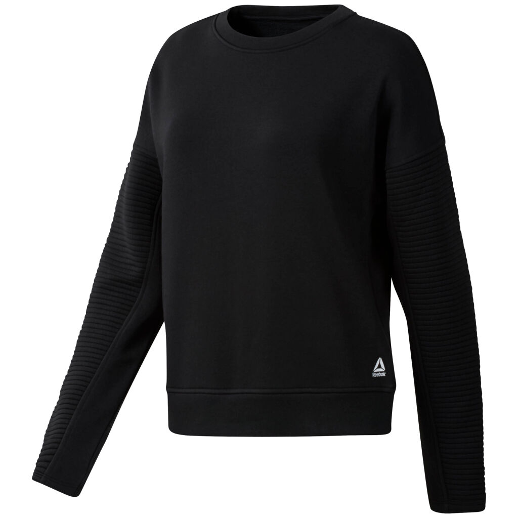 Reebok Workout Ready Crew Sweatshirt W