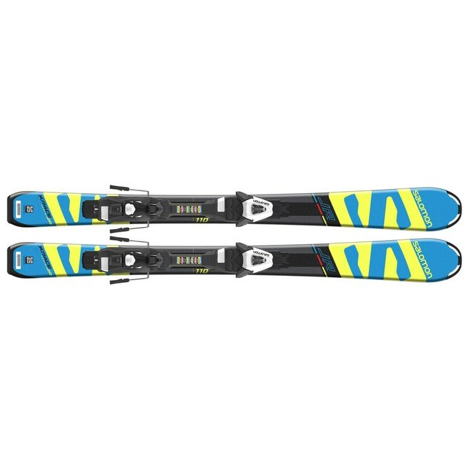Salomon X-Race Jr + C5 130-150cm