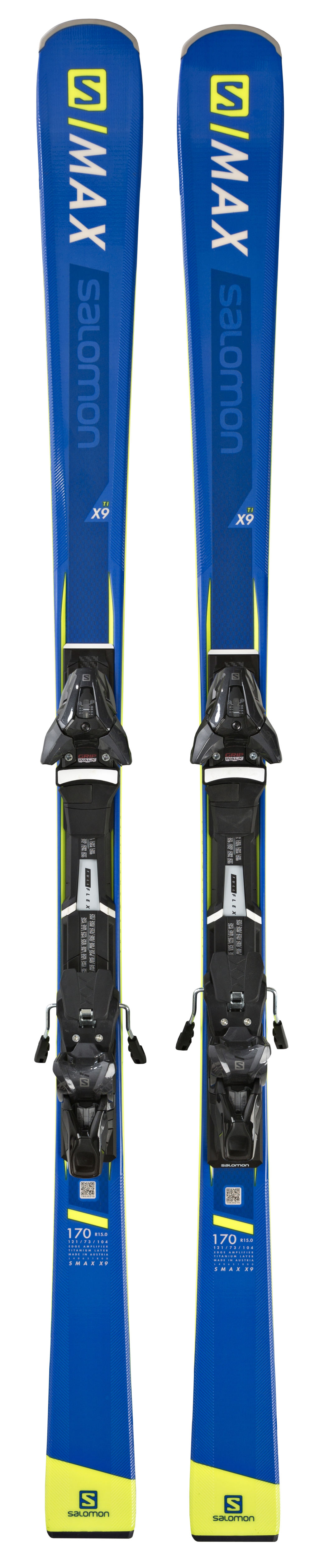 Salomon S/Max X9 + Z11 Walk