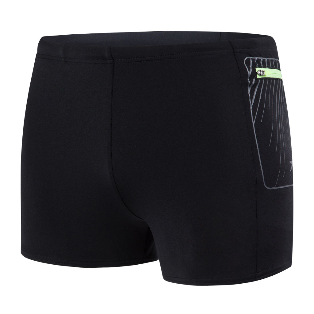 Speedo Contrast Pocket Aquashorts M