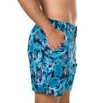 "Speedo Vintage Paradise 16"" Watershort Navy"