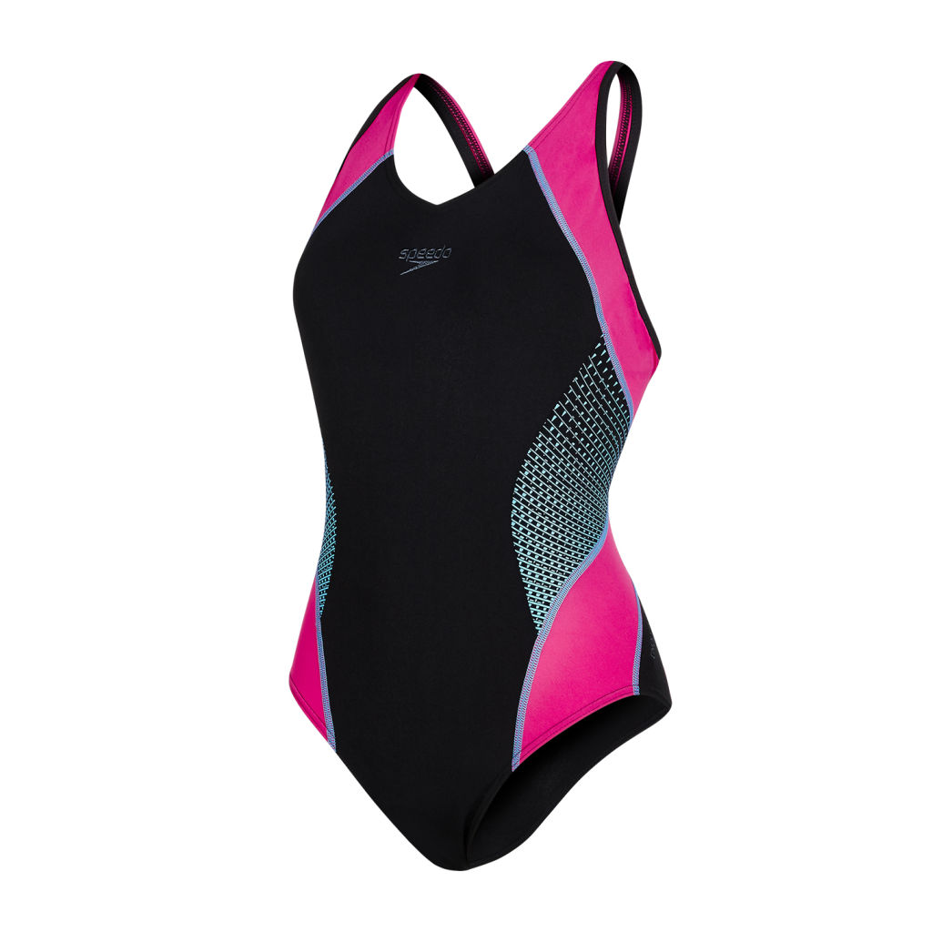 Speedo Fit Splice Muscleback W