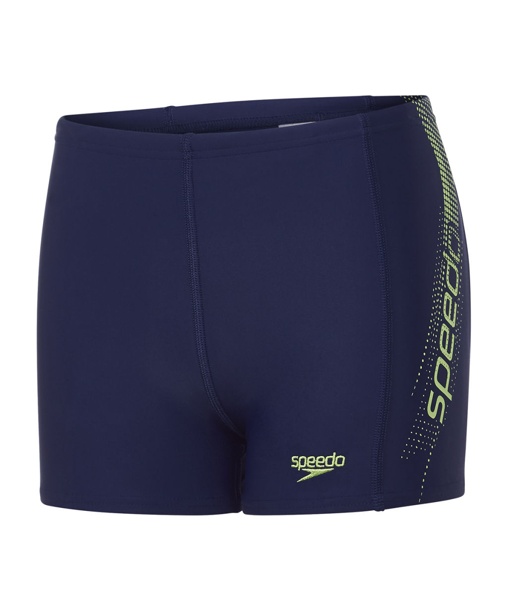 Speedo Logo Sports Panel Aquashort Jr