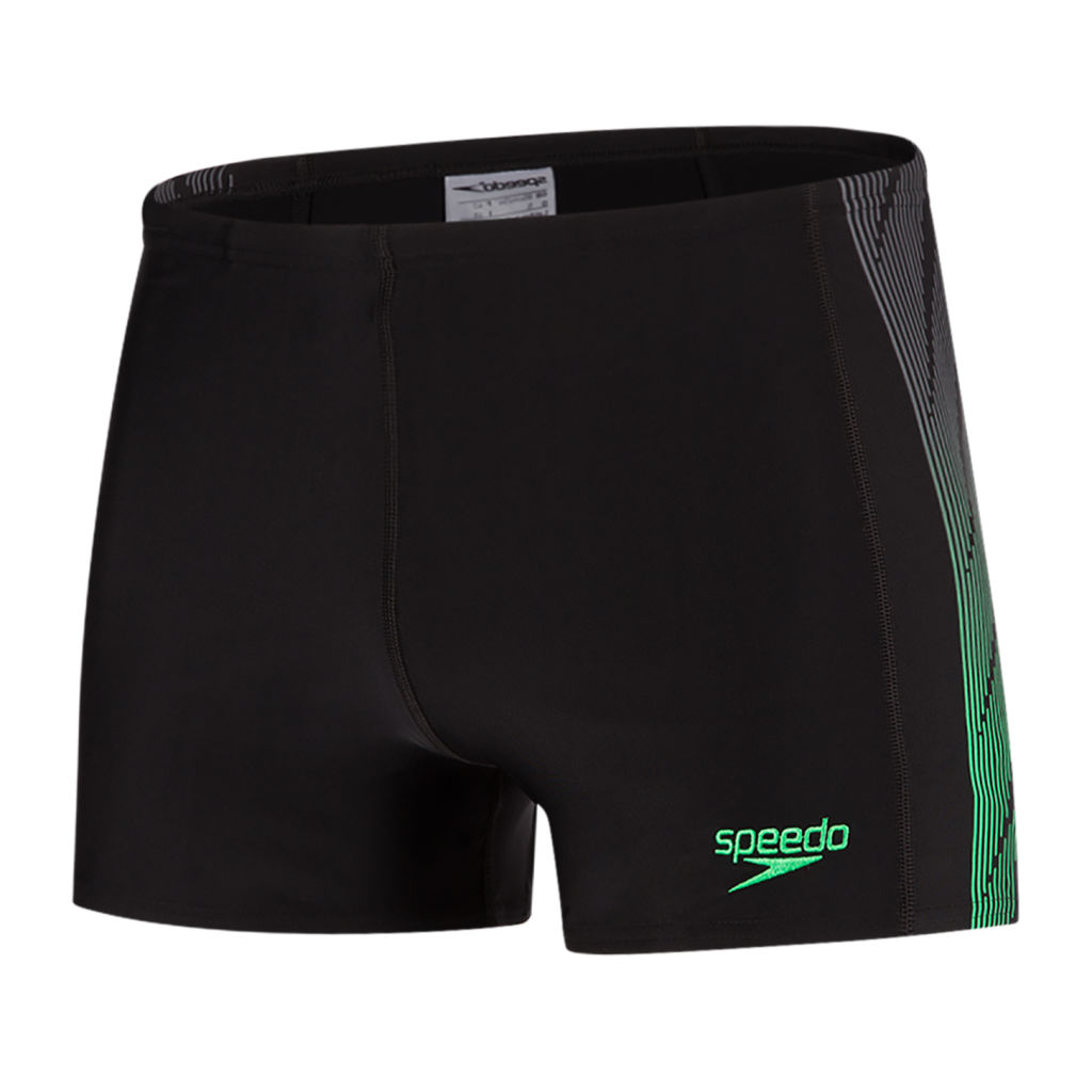 Speedo Placement Panel Aquashort