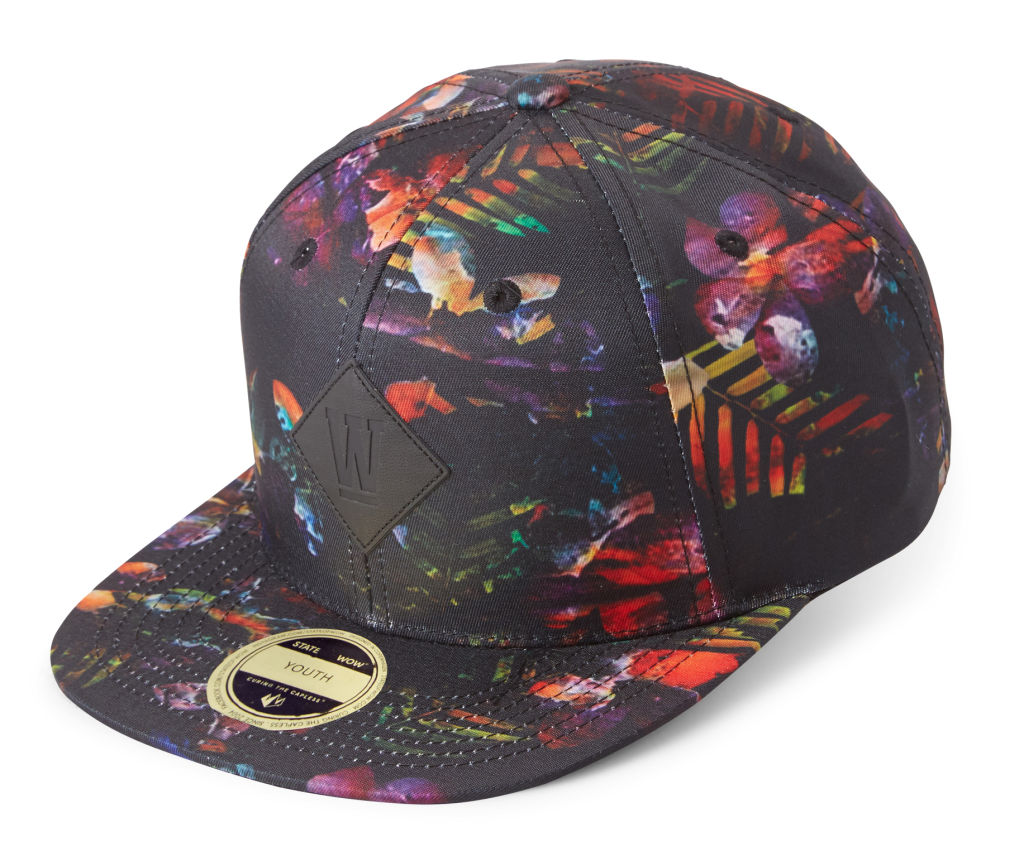 State of Wow Voodoo Youth Snapback Jr