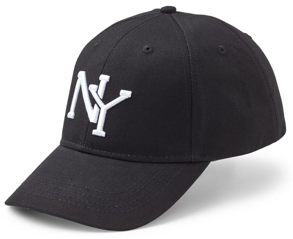 Statewear New York H Snapback lippis Musta 10346867ad