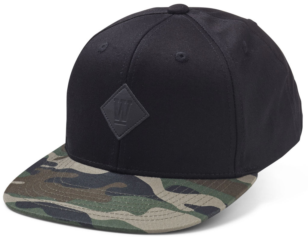 State of Wow West 2-Tone youth snapback Musta c02827dbc03