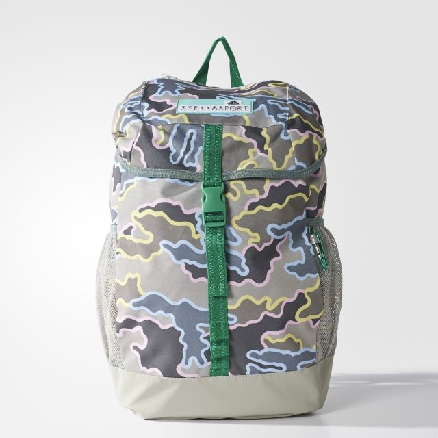 adidas StellaSport Flap Camo Backpack W