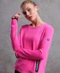 Superdry Sport Sport Gym Tech Luxe Crew W