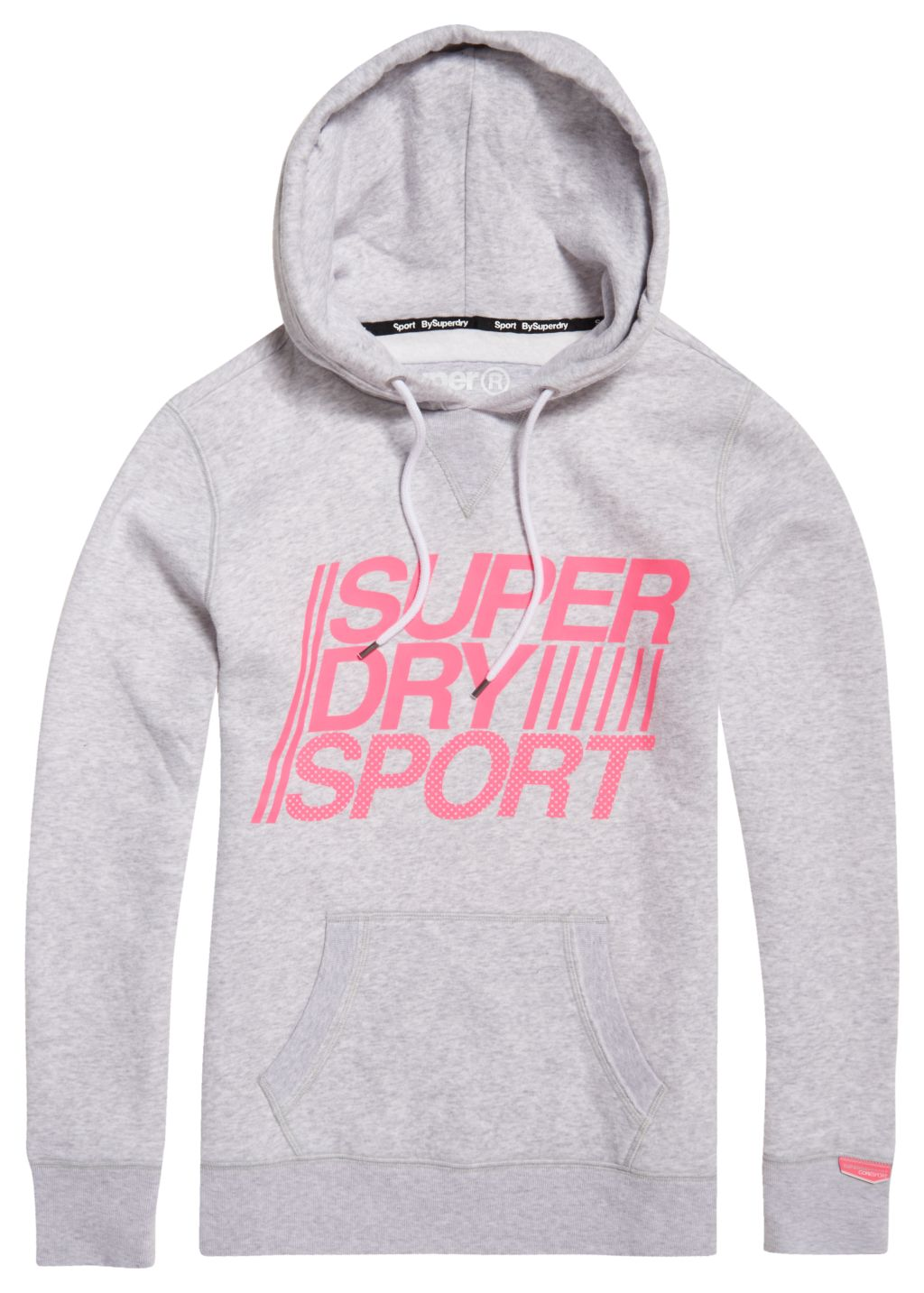 Superdry Sport Sport Essentials Hood W