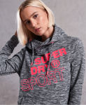 Superdry Sport Core Graphic Hood W