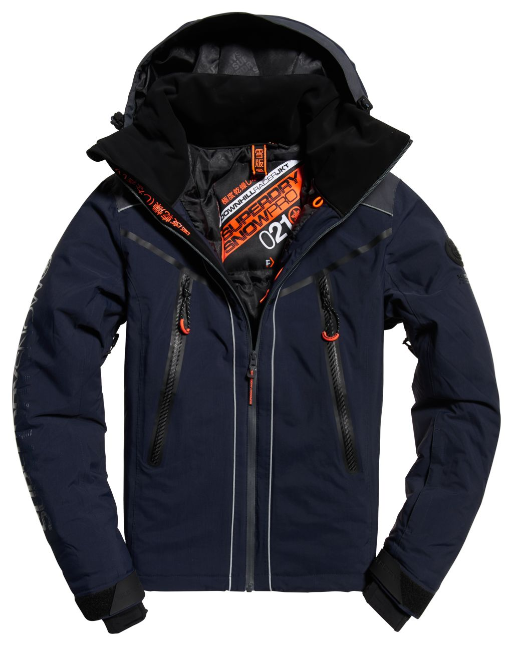 Superdry Sport Downhill Racer Padded Jacket