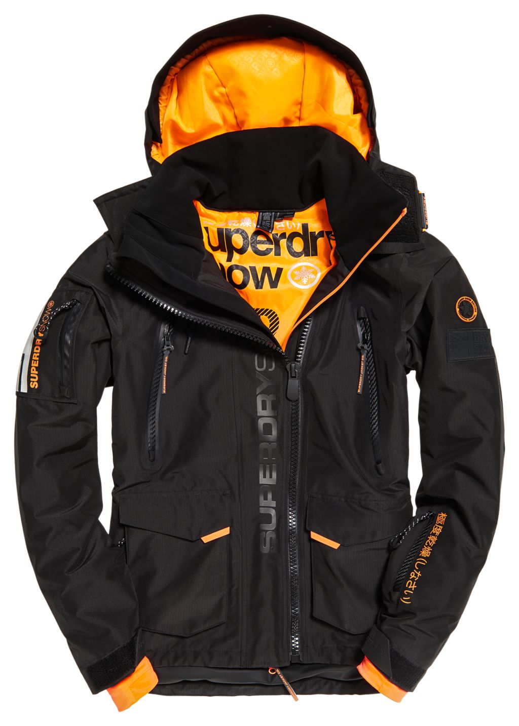 Superdry Sport Ultimate Snow Rescue Jacket