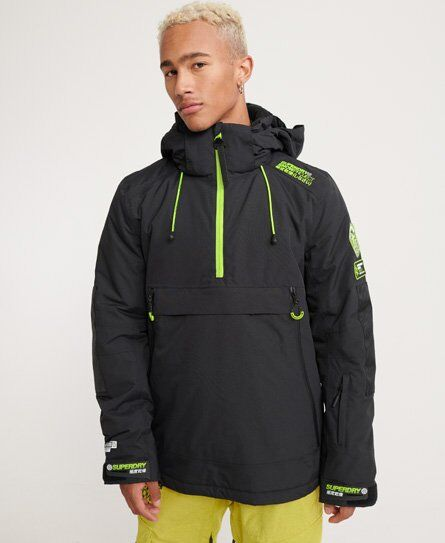 Superdry Sport SD Mountain Overhead Jacket