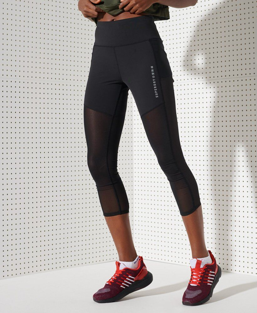 Superdry Sport Training 7/8 Leggings W