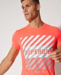 Superdry Sport Training Coresport Graphic Tee M