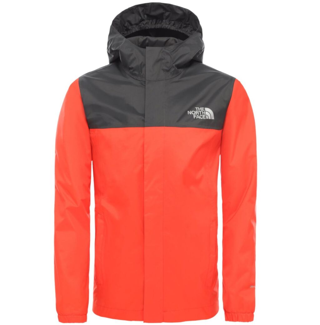 The North Face Resolve Rain Jacket Jr