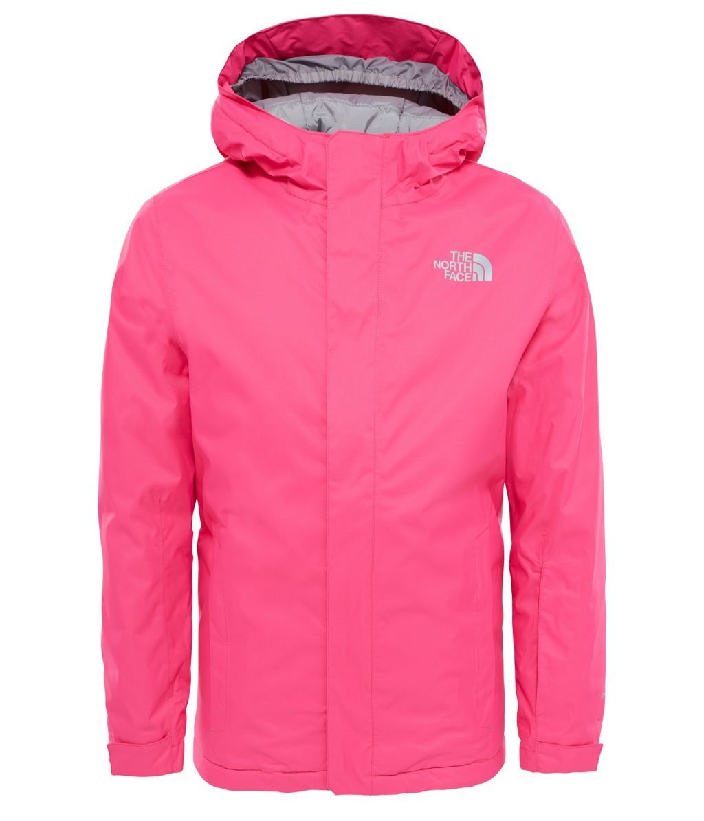 The North Face Youth Snow Quest Jacket JR