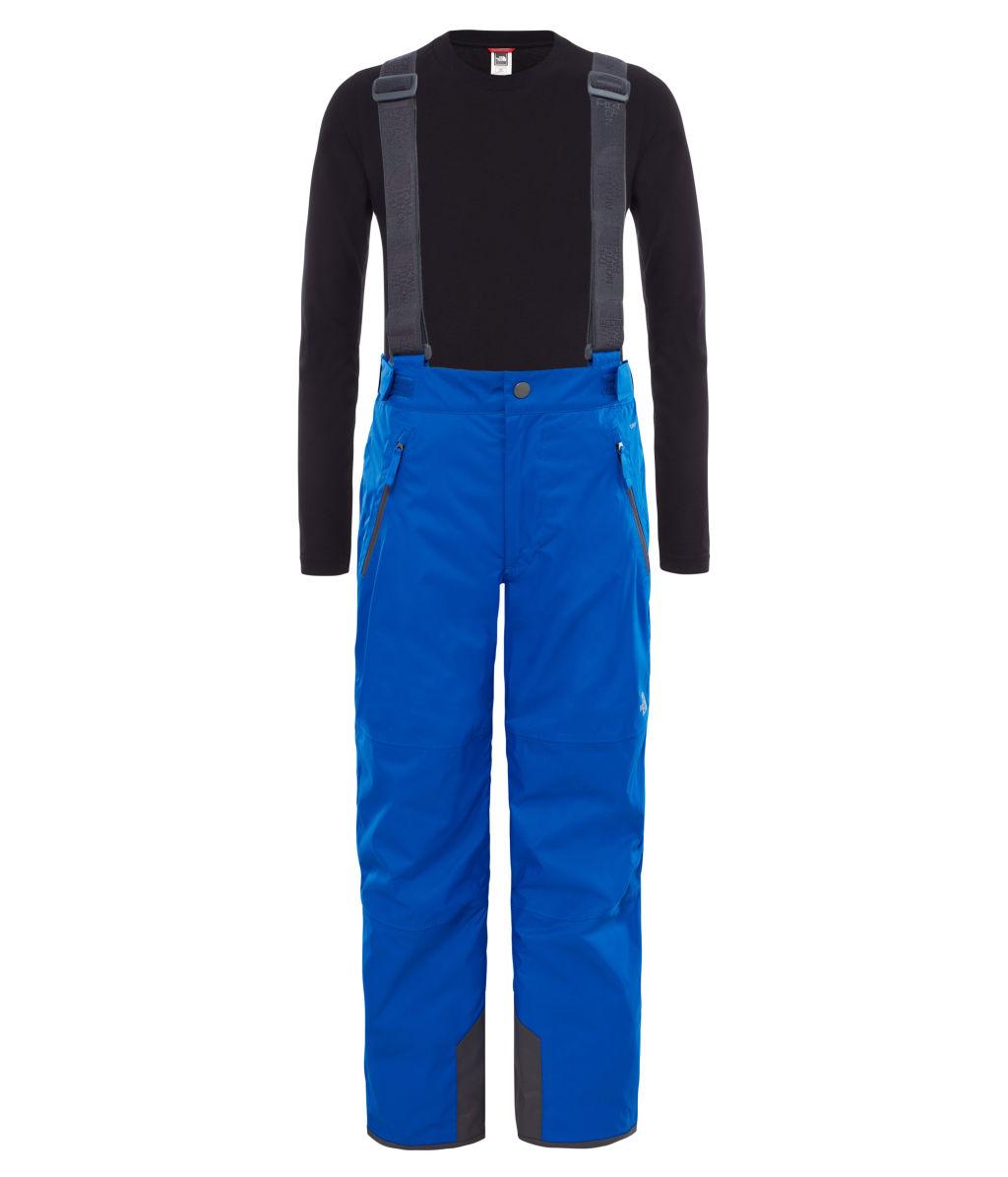The North Face Snowquest Suspender Pant JR - Tyttöjen toppahousut -  Intersport af7f20255a